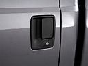 2011 Ford F-250 SD XL, drivers side door handle.