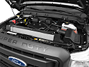 2011 Ford F-250 SD XL, engine.