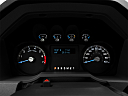 2011 Ford F-250 SD XL, speedometer/tachometer.