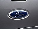 2011 Ford F-250 SD XL, rear manufacture badge/emblem