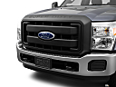 2011 Ford F-250 SD XL, close up of grill.