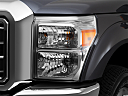 2011 Ford F-250 SD Lariat, drivers side headlight.