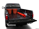 2011 Ford F-250 SD Lariat, trunk props.