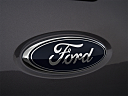 2011 Ford F-250 SD Lariat, rear manufacture badge/emblem