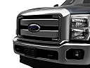 2011 Ford F-250 SD Lariat, close up of grill.