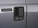 2011 Ford F-250 SD XLT, drivers side door handle.