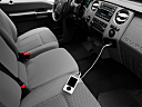 2011 Ford F-250 SD XLT, zune and auxiliary jack