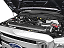 2011 Ford F-250 SD XLT, engine.