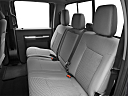 2011 Ford F-250 SD XLT, rear seats from drivers side.