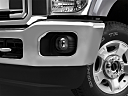 2011 Ford F-250 SD XLT, driver's side fog lamp.