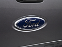 2011 Ford F-250 SD XLT, rear manufacture badge/emblem