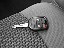 2011 Ford F-250 SD XLT, key fob on driver's seat.