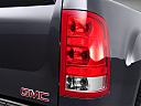 2011 GMC Sierra 1500 SLE, passenger side taillight.
