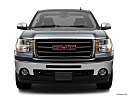 2011 GMC Sierra 1500 SLE, low/wide front.