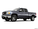 2011 GMC Sierra 1500 SLE, low/wide front 5/8.
