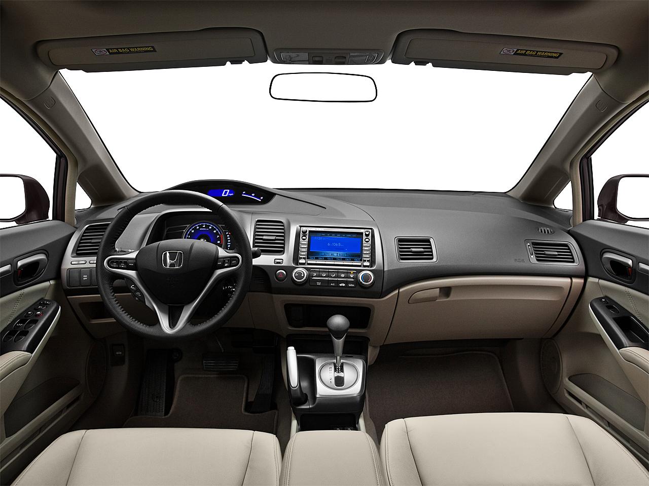 2011 Honda Civic Ex L 4dr Sedan 5a W Navi Research Groovecar