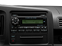 2011 Honda Ridgeline RTS, closeup of radio head unit