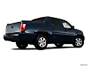2011 Honda Ridgeline RTS, low/wide rear 5/8.