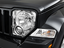 2011 Jeep Liberty Sport, drivers side headlight.