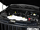 2011 Jeep Liberty Sport, engine.