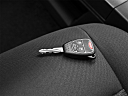 2011 Jeep Liberty Sport, key fob on driver's seat.