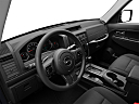 2011 Jeep Liberty Sport, interior hero (driver's side).
