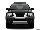 2011 Nissan Xterra S, low/wide front.