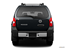 2011 Nissan Xterra S, low/wide rear.