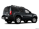 2011 Nissan Xterra S, low/wide rear 5/8.