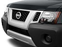 2011 Nissan Xterra S, close up of grill.