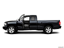 2011 Ram Trucks Dakota Big Horn, driver's side profile with drivers side door open.