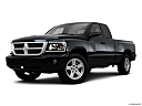 2011 Ram Trucks Dakota Big Horn, front angle medium view.