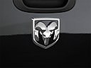 2011 Ram Trucks Dakota Big Horn, rear manufacture badge/emblem
