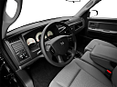 2011 Ram Trucks Dakota Big Horn, interior hero (driver's side).