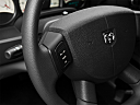 2011 Ram Trucks Dakota Big Horn, steering wheel controls (left side)