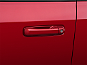 2011 Ram Trucks Ram 1500 Sport Quad, drivers side door handle.