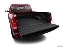 2011 Ram Trucks Ram 1500 Sport Quad, trunk open.
