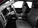 2011 Ram Trucks Ram 1500 Sport Quad, front seats from drivers side.