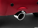 2011 Ram Trucks Ram 1500 Sport Quad, chrome tip exhaust pipe.