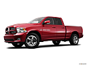 2011 Ram Trucks Ram 1500 Sport Quad, low/wide front 5/8.