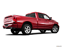2011 Ram Trucks Ram 1500 Sport Quad, low/wide rear 5/8.