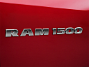 2011 Ram Trucks Ram 1500 Sport Quad, rear model badge/emblem