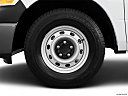 2011 Ram Trucks Ram 1500 ST, front drivers side wheel at profile.