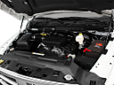 2011 Ram Trucks Ram 1500 ST, engine.