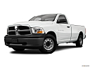 2011 Ram Trucks Ram 1500 ST, front angle medium view.