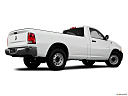 2011 Ram Trucks Ram 1500 ST, low/wide rear 5/8.