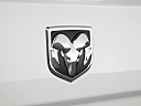2011 Ram Trucks Ram 1500 ST, rear manufacture badge/emblem