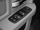 2011 Ram Trucks Ram 1500 SLT, driver's side inside window controls.