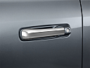 2011 Ram Trucks Ram 1500 SLT, drivers side door handle.