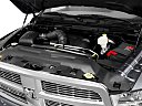 2011 Ram Trucks Ram 1500 SLT, engine.